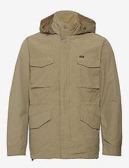 Lee Jeans - FIELD JACKET - light jackets - utility green - 2