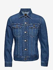 Lee Jeans - SLIM RIDER - farkkutakit - flick dark - 0