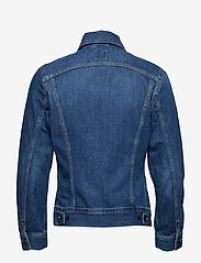 Lee Jeans - SLIM RIDER - farkkutakit - flick dark - 1