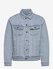 Lee Jeans - LEE RIDER JACKET - denim jackets - light alton - 0