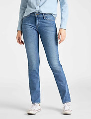 Lee Jeans - MARION STRAIGHT - straight jeans - mid hackett - 0