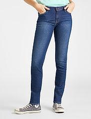 Lee Jeans - Elly - slim jeans - dark garner - 0