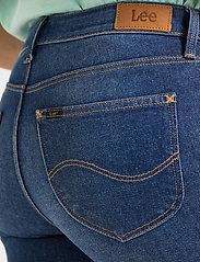Lee Jeans - Elly - slim jeans - dark garner - 4