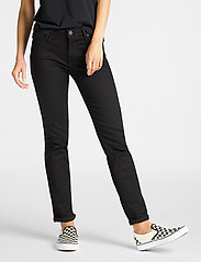 Lee Jeans - Elly - slim jeans - black rinse - 0