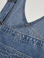 Lee Jeans - BIB SHORT - buksedragter - light trashed - 5