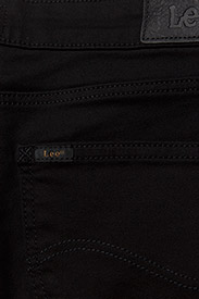 Lee Jeans - Scarlett Cropped - slim jeans - black rinse - 4