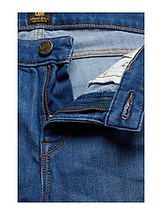 Lee Jeans - SCARLETT CROPPED - slim jeans - high blue - 5