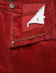 Lee Jeans - 5 POCKET WIDE LEG - vide bukser - biking red - 4