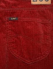 Lee Jeans - 5 POCKET WIDE LEG - vide bukser - biking red - 3