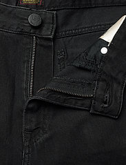 Lee Jeans - WIDE LEG - brede jeans - black duns - 3