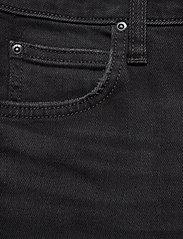 Lee Jeans - CAROL - straight jeans - black worn - 2
