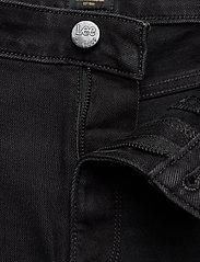 Lee Jeans - CAROL - straight jeans - black worn - 3