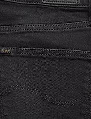 Lee Jeans - CAROL - straight jeans - black worn - 4