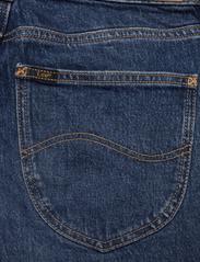 Lee Jeans - CAROL - straight jeans - dark ruby - 4