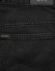 Lee Jeans - STELLA TAPERED - mom jeans - black duns - 4