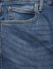 Lee Jeans - BREESE BOOT - schlaghosen - mid worn martha - 2