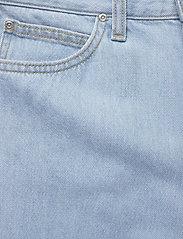 Lee Jeans - CROPPED A LINE FLARE - broeken met wijde pijpen - bleached ore - 2