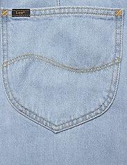 Lee Jeans - CROPPED A LINE FLARE - broeken met wijde pijpen - bleached ore - 4