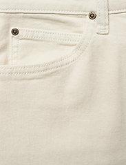 Lee Jeans - CROPPED A LINE FLARE - szerokie dżinsy - buttercream - 2