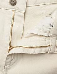 Lee Jeans - CROPPED A LINE FLARE - szerokie dżinsy - buttercream - 3