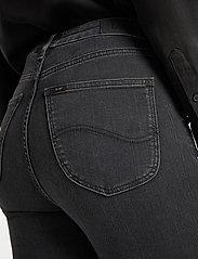 Lee Jeans - IVY - slim jeans - washed black - 4