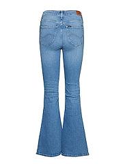 Lee Jeans - BREESE - schlaghosen - jaded - 1