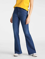 Lee Jeans - Breese - flared jeans - dark favourite - 0