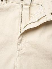 Lee Jeans - STELLA SHORT - bermudas - ecru - 2