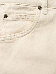 Lee Jeans - STELLA SHORT - bermudas - ecru - 3