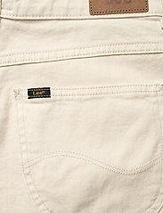 Lee Jeans - STELLA SHORT - bermudas - ecru - 4