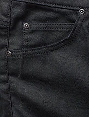 Lee Jeans - HIGH WAIST ZIP SKIRT - denimskjørt - coated leola - 2