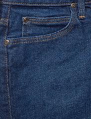 Lee Jeans - PENCIL SKIRT - denimskjørt - dark garner - 2