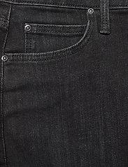 Lee Jeans - PENCIL SKIRT - denimskjørt - black orrick - 2