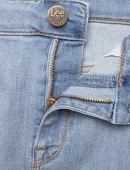 Lee Jeans - PENCIL SKIRT - denimskjørt - light coroval - 7