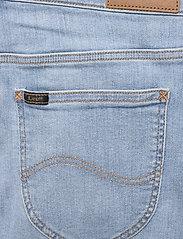 Lee Jeans - PENCIL SKIRT - denimskjørt - light coroval - 8