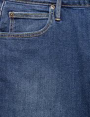 Lee Jeans - Pencil Skirt - jeanskjolar - dark len - 2