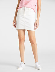 Lee Jeans - MID SKIRT - denimskjørt - rinse - 0