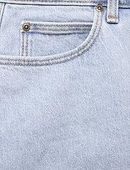 Lee Jeans - BUTTON FLY A LINE SK - jeanskjolar - light alton - 2