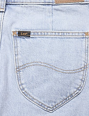 Lee Jeans - BUTTON FLY A LINE SK - jeanskjolar - light alton - 4