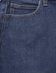 Lee Jeans - BUTTON FLY A LINE SK - jeanskjolar - dark buxton - 2