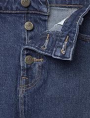 Lee Jeans - BUTTON FLY A LINE SK - jeanskjolar - dark buxton - 3