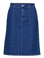 A line skirt - REMO LIGHT