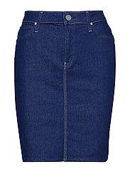 Pencil skirt - RINSE