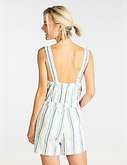 Lee Jeans - CAMI PLAYSUIT - buksedragter - bright white - 3