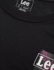 Lee Jeans - RELAXED FIT TEE - t-shirts - black - 2