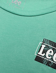 Lee Jeans - RELAXED FIT TEE - t-shirts - agate green - 2