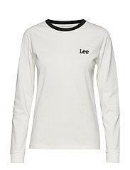 Lee Jeans - Ls Ringer T