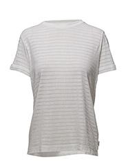 Lee Jeans - Sheer Stripe Tee