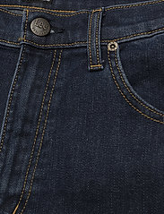 Lee Jeans - BROOKLYN STRAIGHT - relaxed jeans - dark stonewash - 3