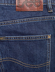Lee Jeans - BROOKLYN STRAIGHT - relaxed jeans - dark stone - 4